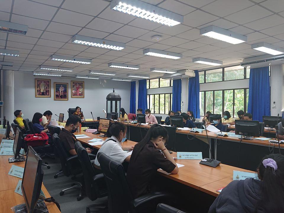 สภานักศึกษาประชุมสมัยสามัญ ปีการศึกษา 2563