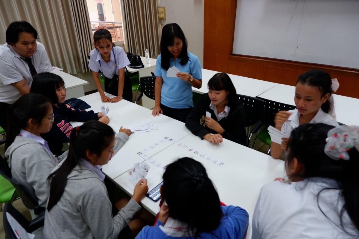 ศูนย์ภาษามทร.ล้านนา พิษณุโลกจัดกิจกรรมแข่งทักษะทางภาษาประจำปีการศึกษา 2563