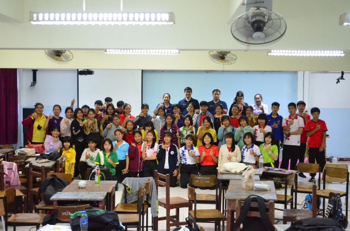 คณะวิศวกรรมศาสตร์จัดอบรมให้กับนักเรียนโรงเรียนเมืองปานวิทยา