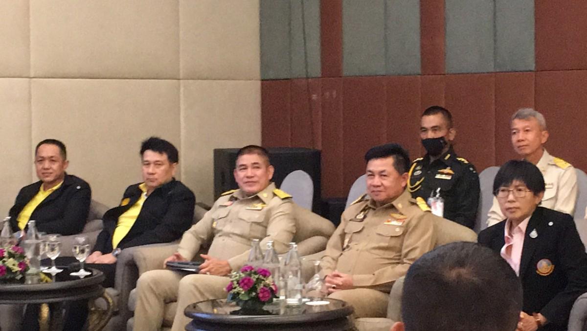 ผู้ช่วยอธิการบดี มทร.ล้านนา เข้าร่วมการประชุมขับเคลื่อนไทยไปด้วยกันจังหวัดเชียงราย ณ มหาวิทยาลัยแม่ฟ้าหลวง