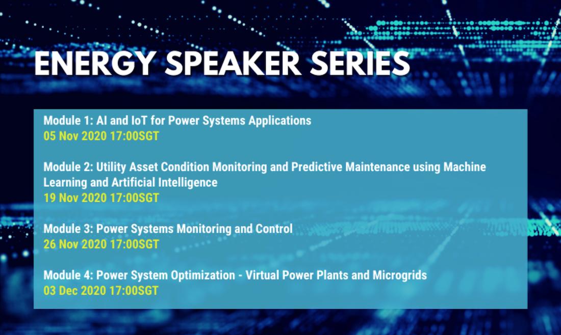 ขอเชิญ...ผู้สนใจ ร่วมรับฟังการบรรยาย The MathWorks Energy Speaker Series จาก MATLAB ในหัวข้อต่างๆดังต่อไปนี้
