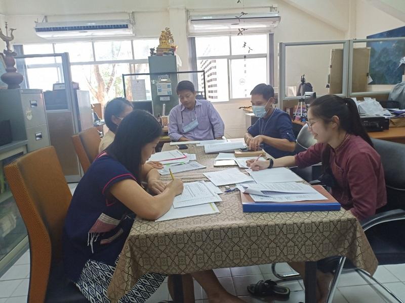 ศูนย์วัฒนธรรมศึกษา ประชุมทบทวนแผนทำนุบำรุงศิลปวัฒนธรรม ประจำปีงบประมาณ 2564