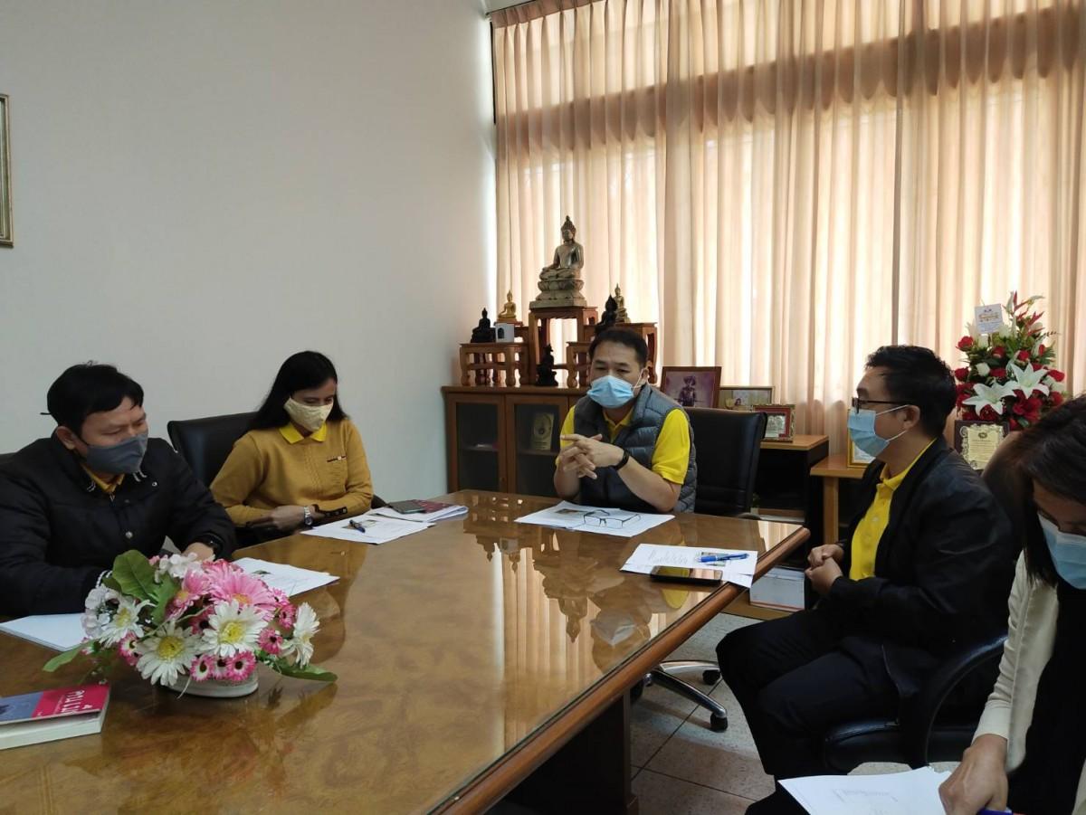 มทร.ล้านนา เชียงราย จัดประชุมเตรียมความพร้อมการจัดบูธนิทรรศการแสดงผลงานวิชาการในงาน มหกรรมไม้ดอกอาเซียนเชียงราย 2020 (Chiangrai ASEAN Flower Festival 2020)