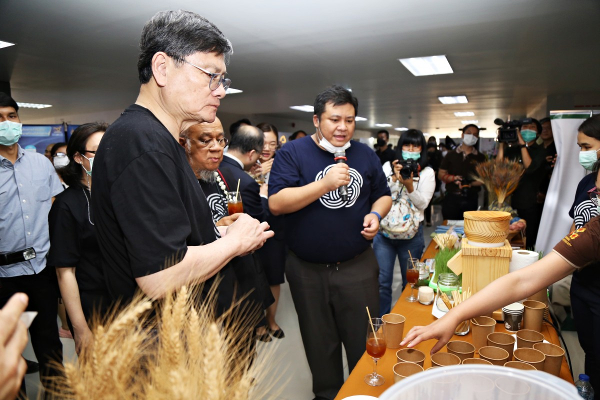 มทร.ล้านนา จับมือ สมาคมวัฒนหัตถศิลป์ล้านนา เปิดงาน Koyori Project 2021 ดึงผู้ประกอบการพัฒนาผลิตภัณฑ์ร่วมนักศึกษา เพิ่มมูลค่าสินค้าสู่มาตรฐานสากล