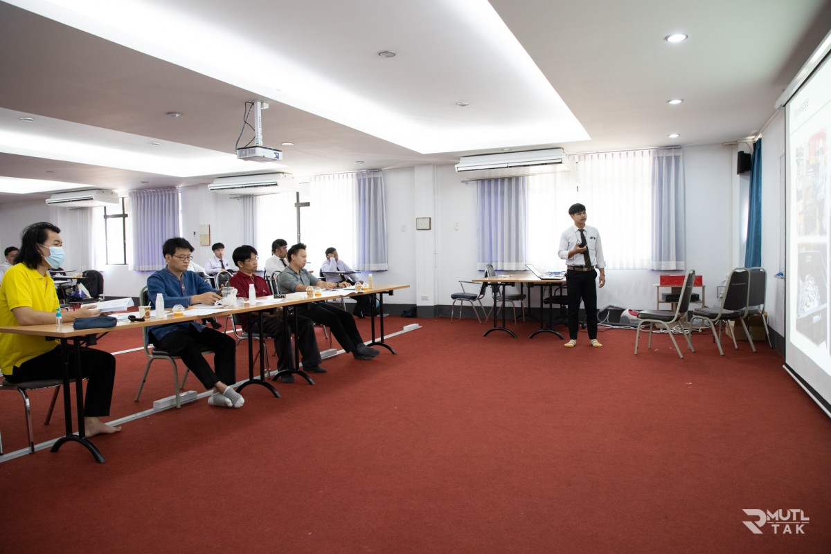 โครงการปัจฉิมนิเทศและรายงานผลการปฏิบัติสหกิจศึกษา ภาคเรียนที่ 2/2563
