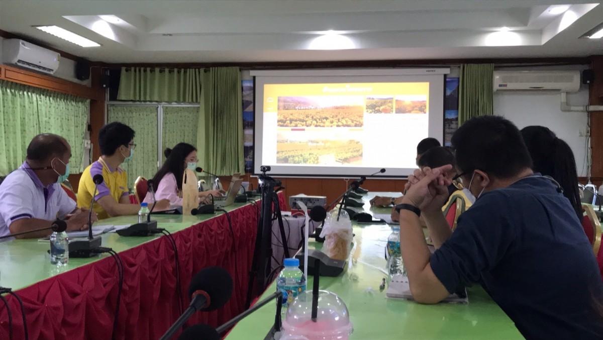มทร.ล้านนา เชียงราย เข้าร่วมการประชุมหารือแนวทางการขับเคลื่อนโครงการดอกเรืองบานที่บุญเรือง เพื่อพัฒนาอาชีพและการท่องเที่ยว