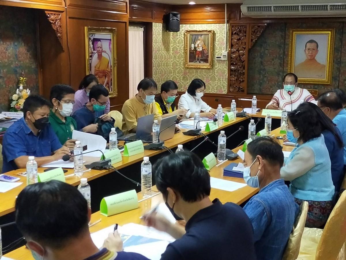 มทร.ล้านนา เชียงราย เข้าร่วมการประชุมคณะกรรมการโครงการสวนพุทธพฤกษาเทพนิมิต