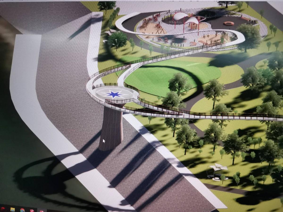 มหาวิทยาลัยเทคโนโลยีราชมงคลล้านนา เชียงราย ร่วมเป็นคณะทำงานออกแบบสวนพฤกษศาสตร์เฉลิมพระเกียรติ อ.เชียงของ จ.เชียงราย