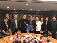 พิธีลงนามในบันทึกข้อตกลงทางวิชาการ (MOU) ร่วมกับ National Polytechnic Institute of Cambodia ประเทศกัมพูชา