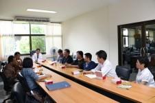 มทร.ล้านนา ลำปาง ร่วมต้อนรับอาจารย์ ม.Brawijaya ประเทศอินโดนีเซีย ในโอกาสหารือความร่วมมือทางวิชาการ