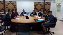 กองนโยบายและแผน จัดประชุม VDO Conference