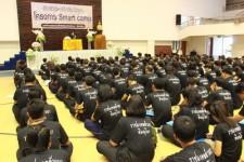 เปิดโครงการ Smart Camp นักศึกษาใหม่ประจำปีการศึกษา 2560