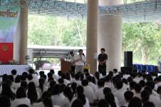 มทร.ล้านนา เชียงราย จัดโครงการอบรมจริยธรรมนักศึกษาใหม่ ประจำปีการศึกษา 2560 รุ่นที่ 2