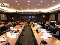 ประชุมติดตามผลการดำเนินงานรายตัวบ่งชี้ระดับสถาบัน ปีการศึกษา 2559