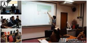 วิทยบริการฯ จัดอบรม ICT หลักสูตร Word Processing และ Spreadsheets ให้กับพนง.ในสถาบันอุดมศึกษา รอบเดือนมิถุนายน