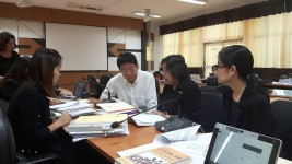 ตรวจประเมินคุณภาพการศึกษาภายใน ระดับสถาบัน ปีการศึกษา 2559 พื้นที่เชียงราย