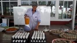 มทร.ล้านนา ลำปาง จัดฝึกอบรมการทำไข่เค็มสมุนไพร ให้แก่กลุ่มวิสาหกิจชุมชน และผู้สนใจ