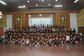 รูปภาพ : โครงการส้มมนาเชิงปฎิบัติการองค์กรนักศึกษา มหาวิทยาลัยเทคโนโลยีราชมงคลล้านนนา