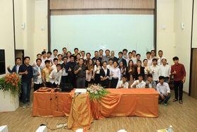 รูปภาพ : ต้อนรับคณาจารย์และนักศึกษา คณะสถาปัตยกรรม จากมหาวิทยาลัยสุภาณุวงศ์ สาธารณรัฐประชาธิปไตยประชาชนลาว
