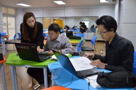 รูปภาพ : สำนักส่งเสริมวิชาการและงานทะเบียน มทร.ล้านนา อบรมให้ความรู้เรื่องการจัดตารางสอนแก่บุคลากรวิทยาลัยเทคโนโลยีและสหวิทยาการ