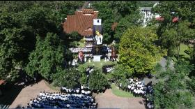 รูปภาพ : พิธีเปิดนิทรรศการเทิดพระเกียรติ พระบาทสมเด็จพระปรมินทรมหาภูมิพลอดุลยเดชฯ