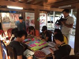 รูปภาพ : โครงการพัฒนาทักษาการคิดเชิงออกแบบและนวัตกรรมเพื่อชุมชน