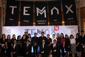 รูปภาพ : TEMMAX  สุดยอดผลงานนักศึกษาออกแบบสื่อสาร ในมุมมองใหม่ แบบความคิดไร้ขีดจำกัด