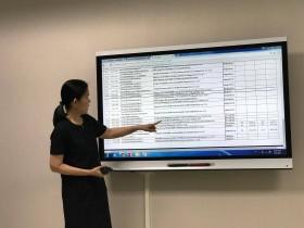 รูปภาพ : ผู้อำนวยการสำนักงานประกันคุณภาพการศึกษาเป็นวิทยากรให้ความรู้ ณ มทร.ล้านนา ตาก