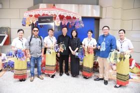 รูปภาพ : มทร.ล้านนา เข้าร่วมงาน Chiangmai Travel Mart 2017