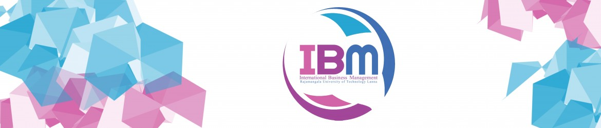 Website logo International Business Management at Rajamangala University of Technology Lanna