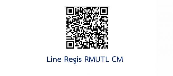 Line Regis RMUTL CM