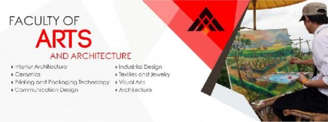 คณะศิลปกรรมและสถาปัตยกรรม มหาวิทยาลัยเทคโนโลยีราชมงคลล้านนา