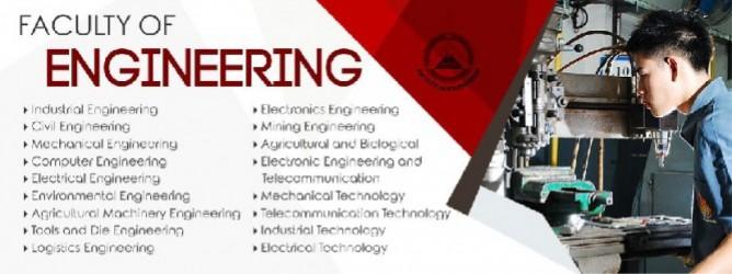 คณะวิศวกรรมศาสตร์ มหาวิทยาลัยเทคโนโลยีราชมงคลล้านนา
