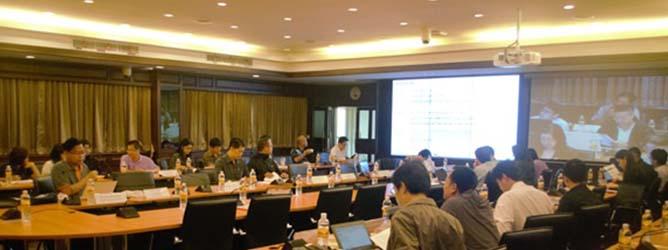 ประชุมและติดตามผลการดำเนินงานในพื้นที่โครงการหลวง ครั้งที่ 4 / 2560