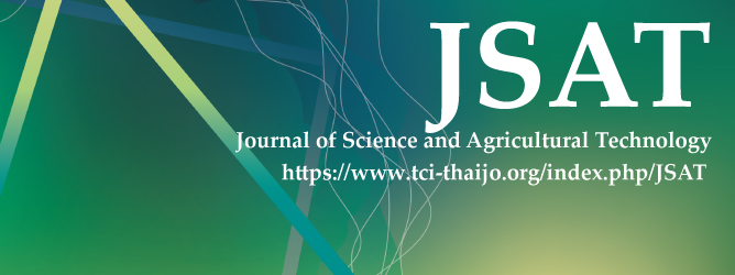 Journal of Science and Agricultural Technology (JSAT)