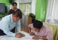 รูปภาพ : โครงการพัฒนาระบบการวัดและประเมินผลการเรียนรู้ตามกรอบแแนวคิดการสอน