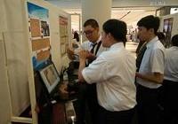 รูปภาพ : นักศึกษาสาขาสารสนเทศทางคอมพิวเตอร์ คว้า 5 รางวัลงาน IT Career Exhibition 2016