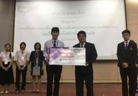 Image : นักศึกษา มทร.ล้านนา น่าน ได้รับรางวัลชนะเลิศการนำเสนอผลงานวิจัยฯ