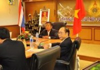 Image : มทร.ล้านนา น่าน ร่วมประชุมคณะศึกษาจากประเทศเวียดนาม