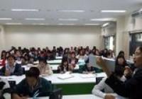 รูปภาพ : ปฐมนิเทศนักศึกษาฝึกงาน สาขาบริหารธุรกิจ คณะบริหารฯ