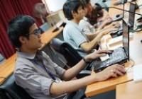 รูปภาพ : กลุ่มงานระบบเครือข่าย สำนักวิทยาบริการฯ และเขตพื้นที่ ประชุมเตรียมความพร้อม ระบบห้องการเรียนการสอนทางไกล