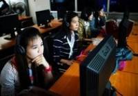 รูปภาพ : นักศึกษา สาขาการบัญชี ร่วมสอบวัดผล พัฒนาทักษะภาษาอังกฤษ ด้วยโปรแกรม Tell Me More Online