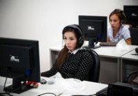 รูปภาพ : วิทยากร สำนักวิทยบริการฯ แนะนำการใช้ Tell Me More นักศึกษา ภาคพายัพ