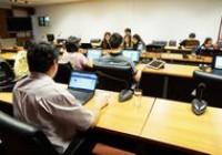 รูปภาพ : สำนักวิทยบริการฯ ร่วมกับบริษัท ลานนาคอมฯ จัดอบรมการสร้างเวปไซด์ฯของหน่วยงาน