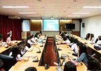 รูปภาพ : สำนักวิทยบริการฯ จัดอบรม การใช้งาน Tell me more เบื้องต้น สำหรับนักศึกษา