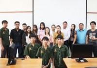"""รูปภาพ : โครงการ สัมมนาฯ """"การจัดการเรียนการสอนผ่านระบบ e-Learning สำหรับอาจารย์ มทร.ล้านนา จอมทอง"""""""