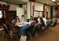 รูปภาพ : โครงการการรับการตรวจประเมินคุณภาพการศึกษา ระดับหลักสูตร (หลักสูตรกลาง) คณะบริหารธุรกิจและศิลปศาสตร์ ประจำปีการศึกษา 2558
