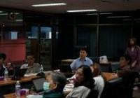 รูปภาพ : สำนักวิทยบริการฯ ร่วมกัน 6 พื้นที่ ร่วมกันประชุมเพื่อปรึกษาหารือการจัดทำแผนปฎิบัติราชการประจำปีงบประมาณ พ.ศ. 2560