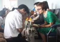 รูปภาพ : น้อมนำคำสอน ย้อมมองตัวตน จากอาจารย์อาวุโส(วันวานที่พากเพียร วันเกษียณที่ภ่คภูมิ ประจำปี 2559)