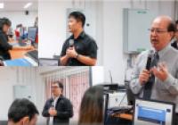 รูปภาพ : โครงการพัฒนาศักยภาพอาจารย์ผู้สอนด้านมาตรฐานเทคโนโลยีสารสนเทศในระดับสากล มาตรฐาน